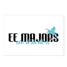 EE Majors Do It Better! Postcards (Package of 8)