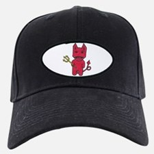 Naughty little red devil Baseball Hat