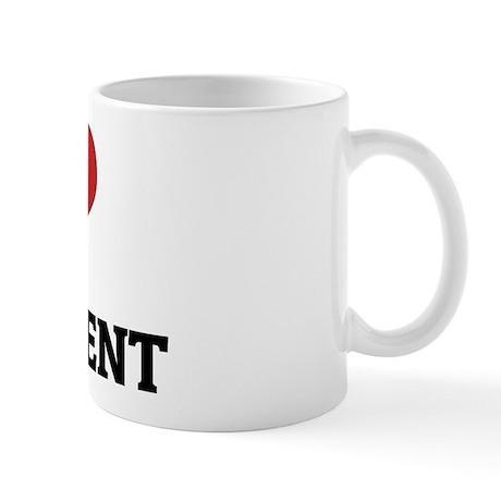 I Love RETIREMENT Mug
