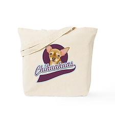 Chihuahuas Tote Bag