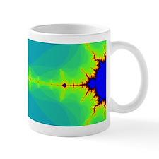 'Mandelbrot Spike' Fractal Mug