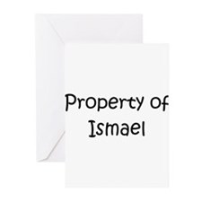 Unique Ismael's Greeting Cards (Pk of 20)