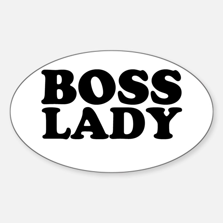 Boss Lady Bumper Stickers  Car Stickers, Decals, & More. Gallery Lettering. Nashville Murals. Brownie Stickers. Themed Party Signs. Red Hand Commando Murals. Zafari Decals. Nursery School Murals. Office Building Signs Of Stroke