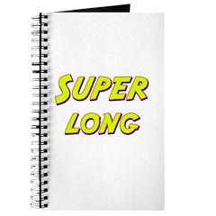 Super long Journal