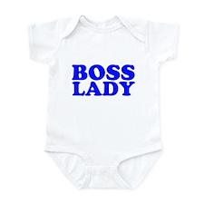 BOSS LADY Infant Bodysuit