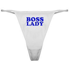 BOSS LADY Classic Thong