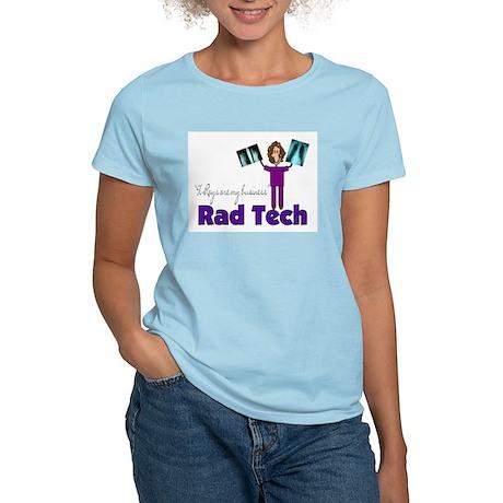 radiology Women's Light T-Shirt