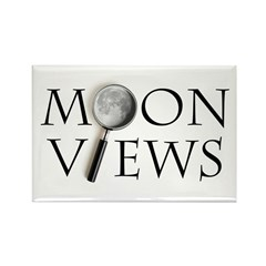 MoonViews Rectangle Magnet (10 pack)