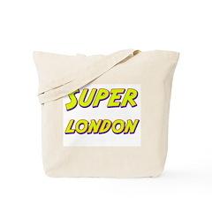 Super london Tote Bag