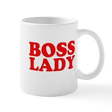 BOSS LADY RED Mug