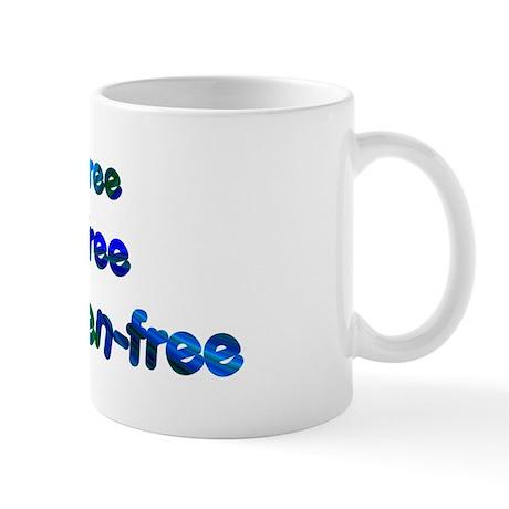 I'm Free I'm Free I'm Gluten- Mug