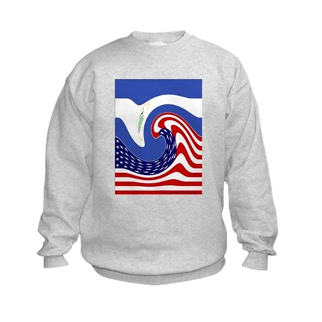 nicaragua Kids Sweatshirt