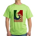 mexico Green T-Shirt