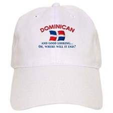 Good Lkg Dominican 2 Baseball Cap