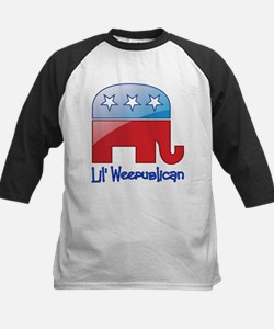 Lil Weepublican Red/Blue Tee