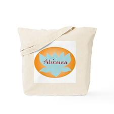 Cool Meditation Tote Bag