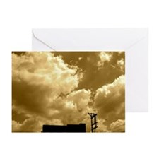 RISES ABOVE Thank You Cards (Pk of 10)