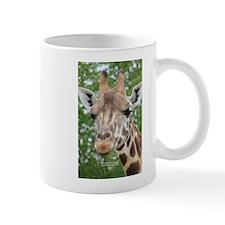 Giraffe Head Mug