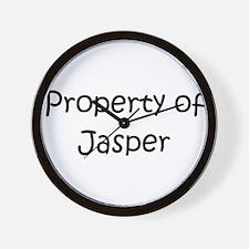 Cute Jasper Wall Clock