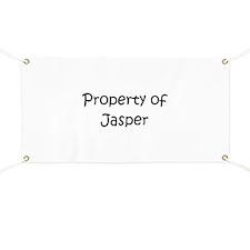 Funny Jasper Banner