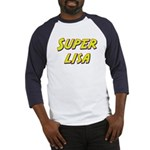 Super lisa Baseball Jersey