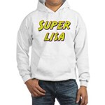 Super lisa Hooded Sweatshirt