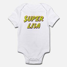 Super lisa Infant Bodysuit