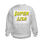 Super lisa Kids Sweatshirt