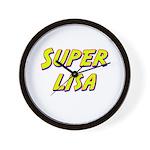 Super lisa Wall Clock