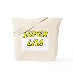 Super lisa Tote Bag