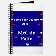 McCain/Palin Journal