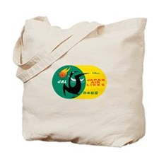 Japan Air Lines Tote Bag