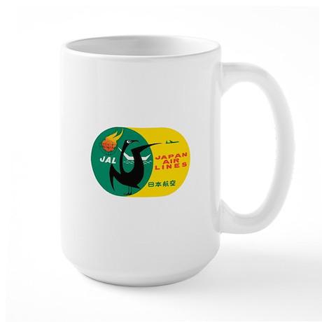Japan Air Lines Large Mug