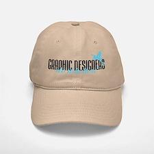 Graphic Designers Do It Better! Baseball Baseball Cap