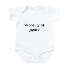 Unique Janice Infant Bodysuit