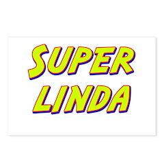Super linda Postcards (Package of 8)
