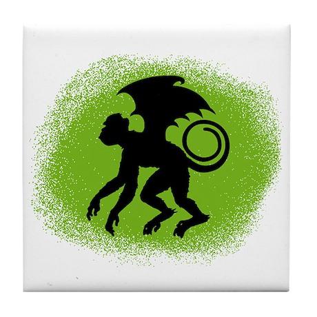 Flying Monkey Tile Coaster