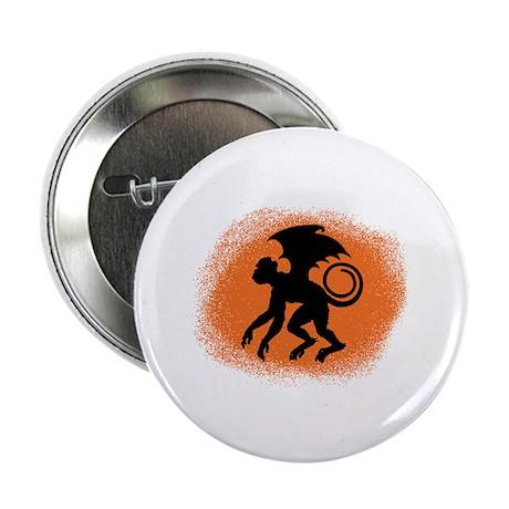 "Flying Monkey 2.25"" Button"