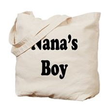Nana's Boy Tote Bag