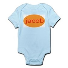 jacob personalized name onesie infant creeper
