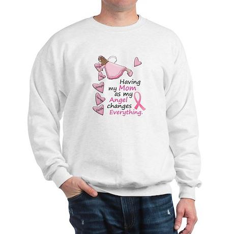 My Angel 1 (Mom BC) Sweatshirt