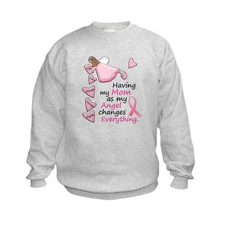 My Angel 1 (Mom BC) Kids Sweatshirt