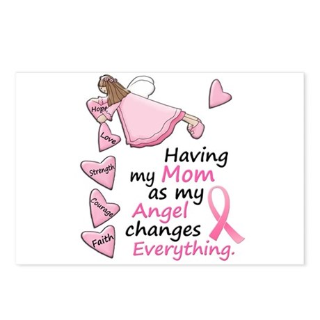 My Angel 1 (Mom BC) Postcards (Package of 8)