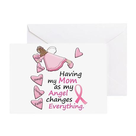 My Angel 1 (Mom BC) Greeting Card