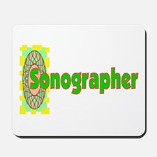 sonographer Mousepad
