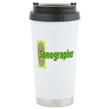 sonographer Travel Mug