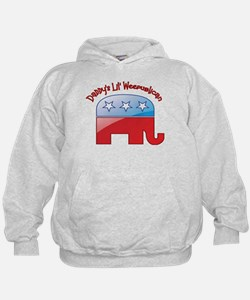 Daddy's Little Weepublican Hoodie