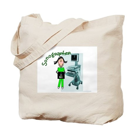 sonographer Tote Bag