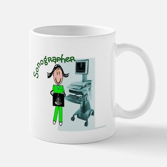 sonographer Mug