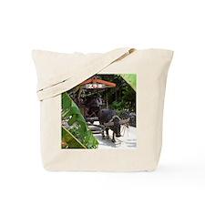 Taketomi Buffalo 1 Tote Bag